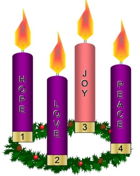 Fourth Sunday in Advent - Peace - Holy Trinity Episcopal