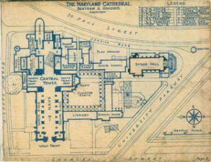 Blueprint for Incarnation of the Cathedral