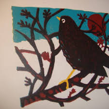 A John the Baptist Bird for Advent (A Poem by PJ Kavanagh)