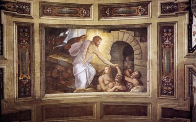 "04/11 Holy Saturday ""The Harrowing Of Hell"""