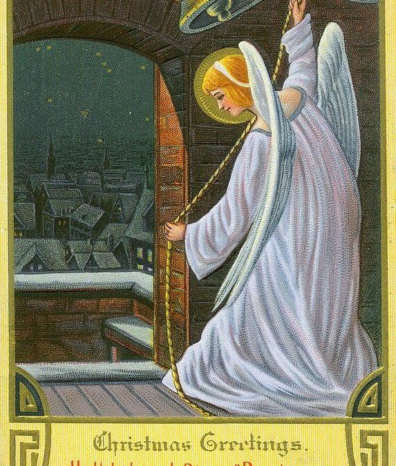 12/24 Christmas Lessons & Carols