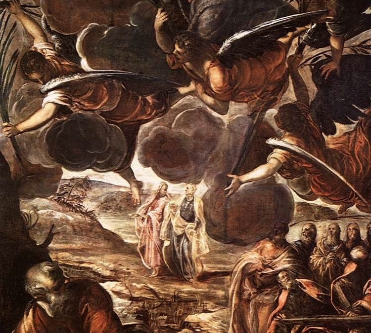 05/16/21 Feast Of The Ascension Of Jesus Into Heaven