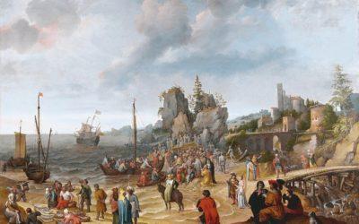 07/18/2021 Eighth Sunday After Pentecost