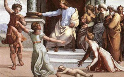 08/22/21 Thirteenth Sunday After Pentecost