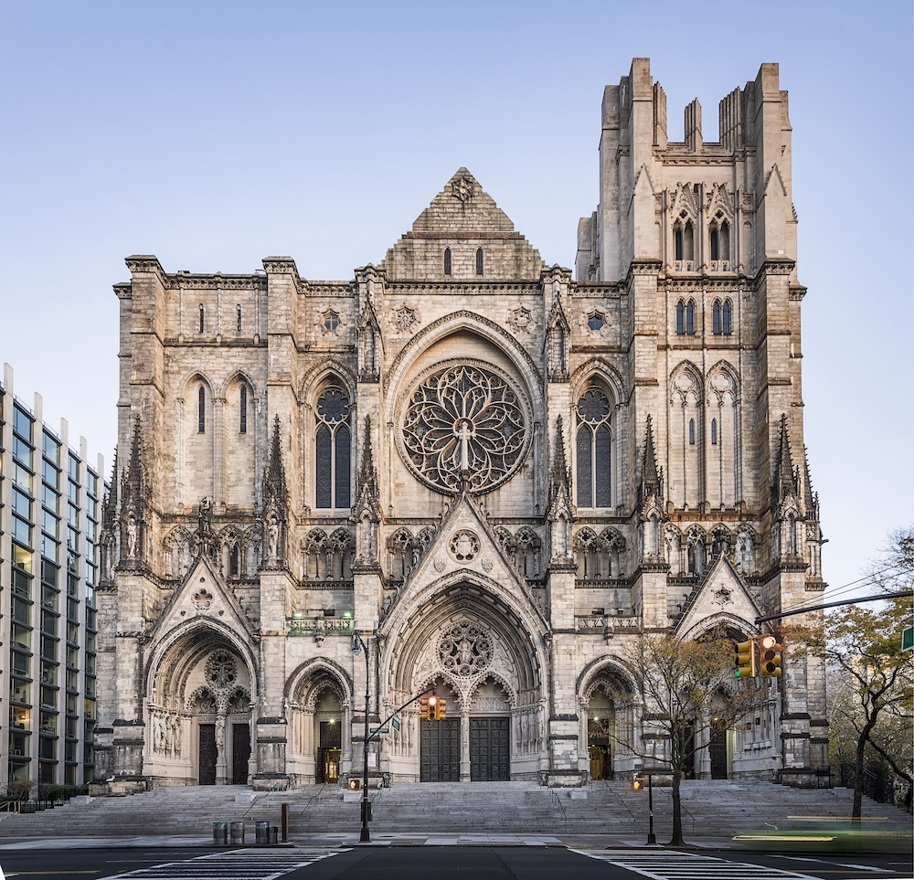 Big Apple Secrets: St. John the Divine and The Value of Food