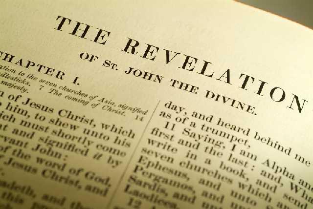Lenten Book Study Book of Revelation