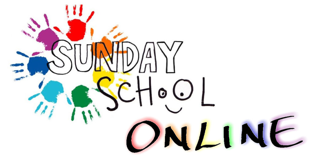 Sunday School via Zoom