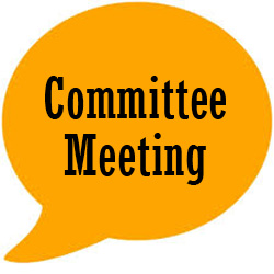 Announcement of Legislative Committee Officers