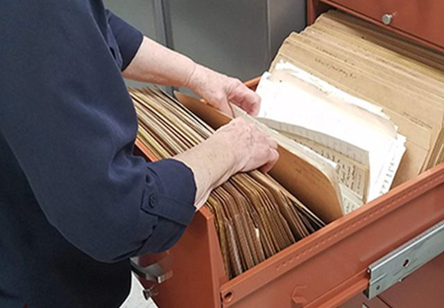 From the Archives: Retrieving Stolen Documents