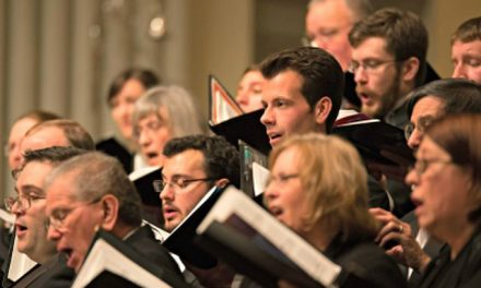 Baltimore Handel Choir supports diocesan ministries November 18