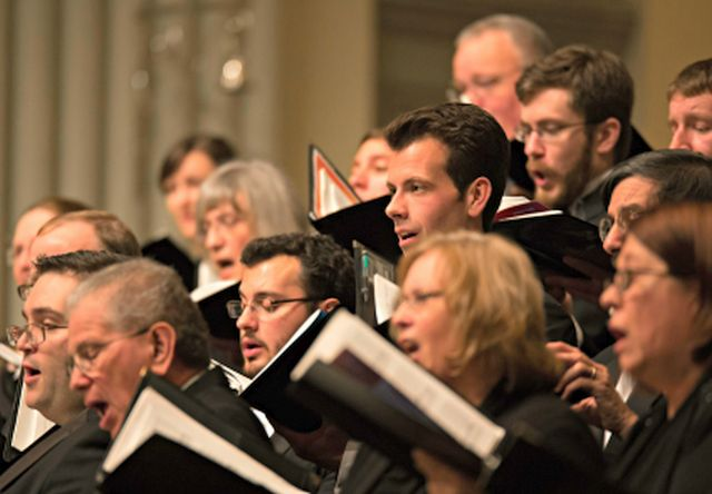 Baltimore Handel Choir supports diocesan ministries November 18