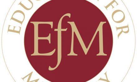 EfM = in-depth Christian formation
