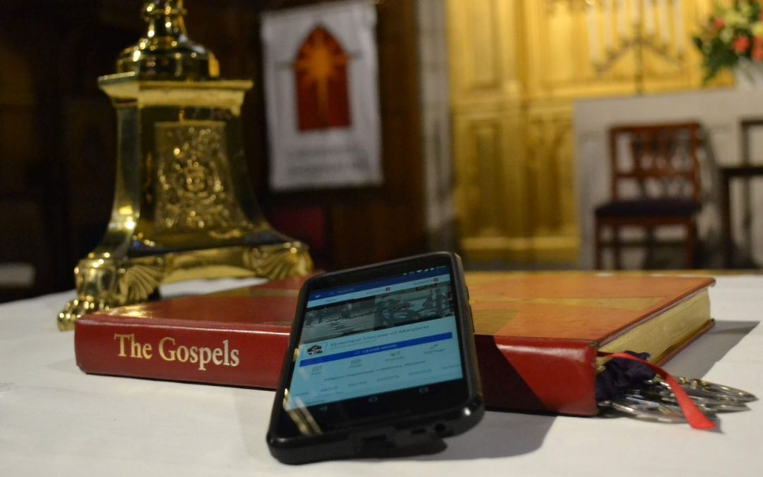 Together, nine bishops call for safety, spreading the Gospel through livestreamed worship