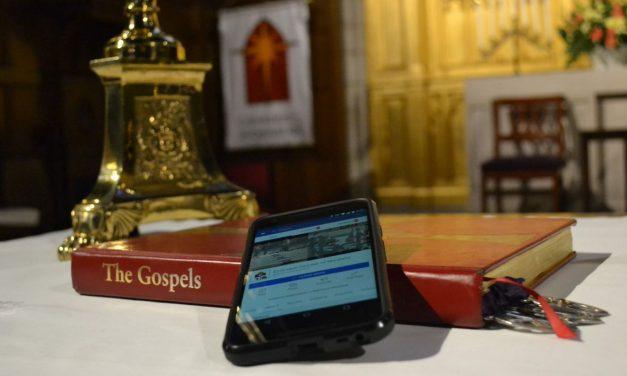 Together, nine bishops call for safety, spreading the Gospel through livestreamed worship