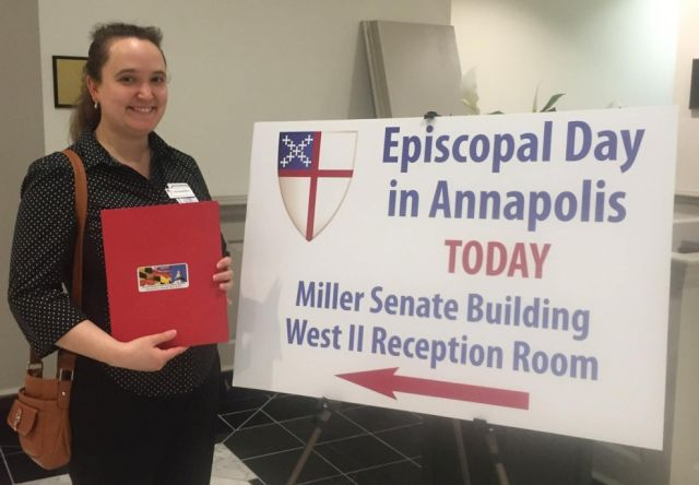 Episcopal Advocacy Day is February 6 in Annapolis. Join us.