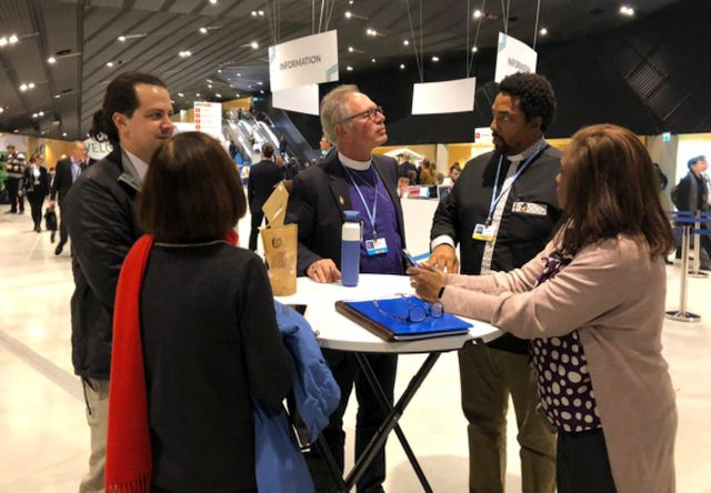 Episcopal Diocese of Maryland and MEEP support Maryland Clean Energy Jobs Act