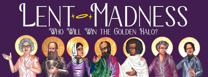 Will you join us? Lent Madness 2019