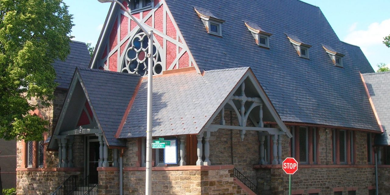 Friends and parishioners encouraged to attend neighboring church affected by gun violence