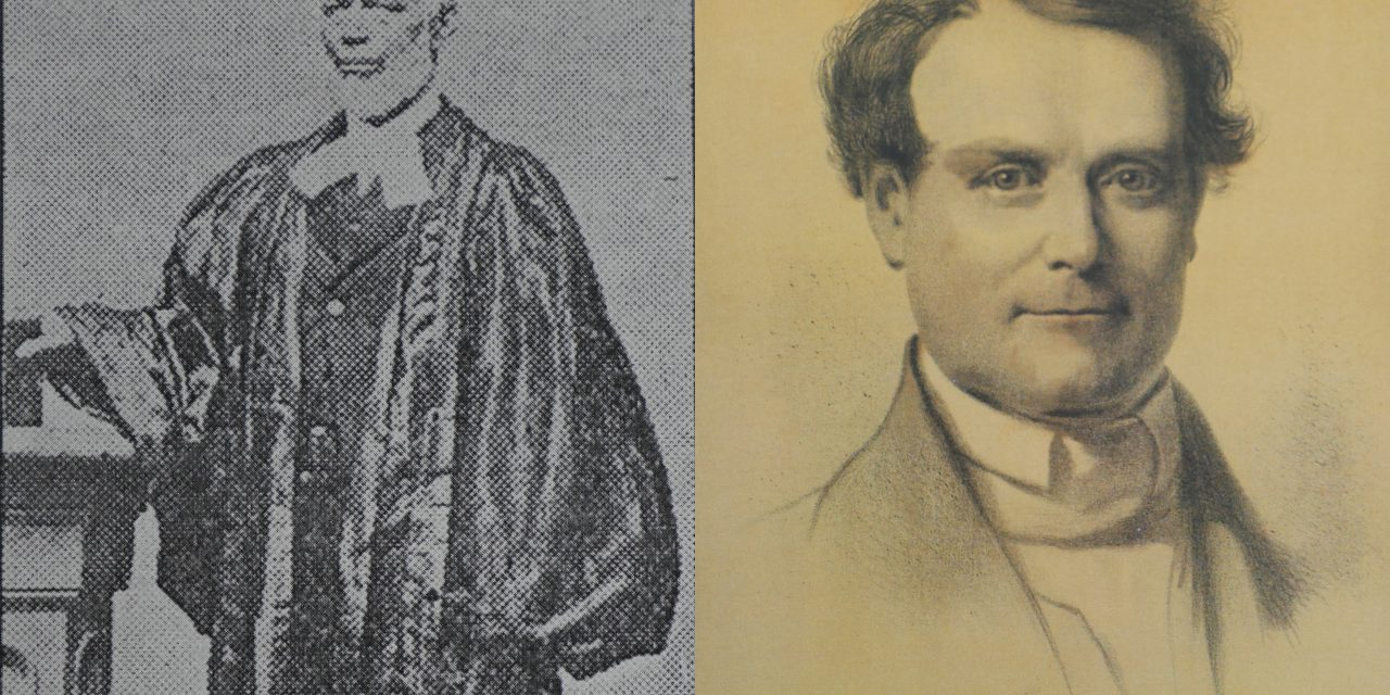 From the Archives: McJilton, Stokes and Webb: Three Pioneers