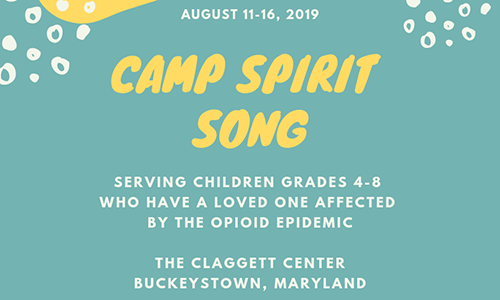 Free summer camp for children impacted by opioid addiction