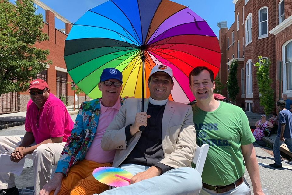 Maryland Episcopalians participate in Pride month
