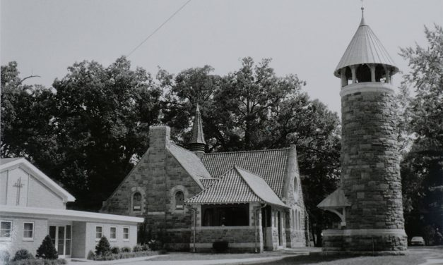 From the Archives: The Round Tower at All Saints', Reisterstown