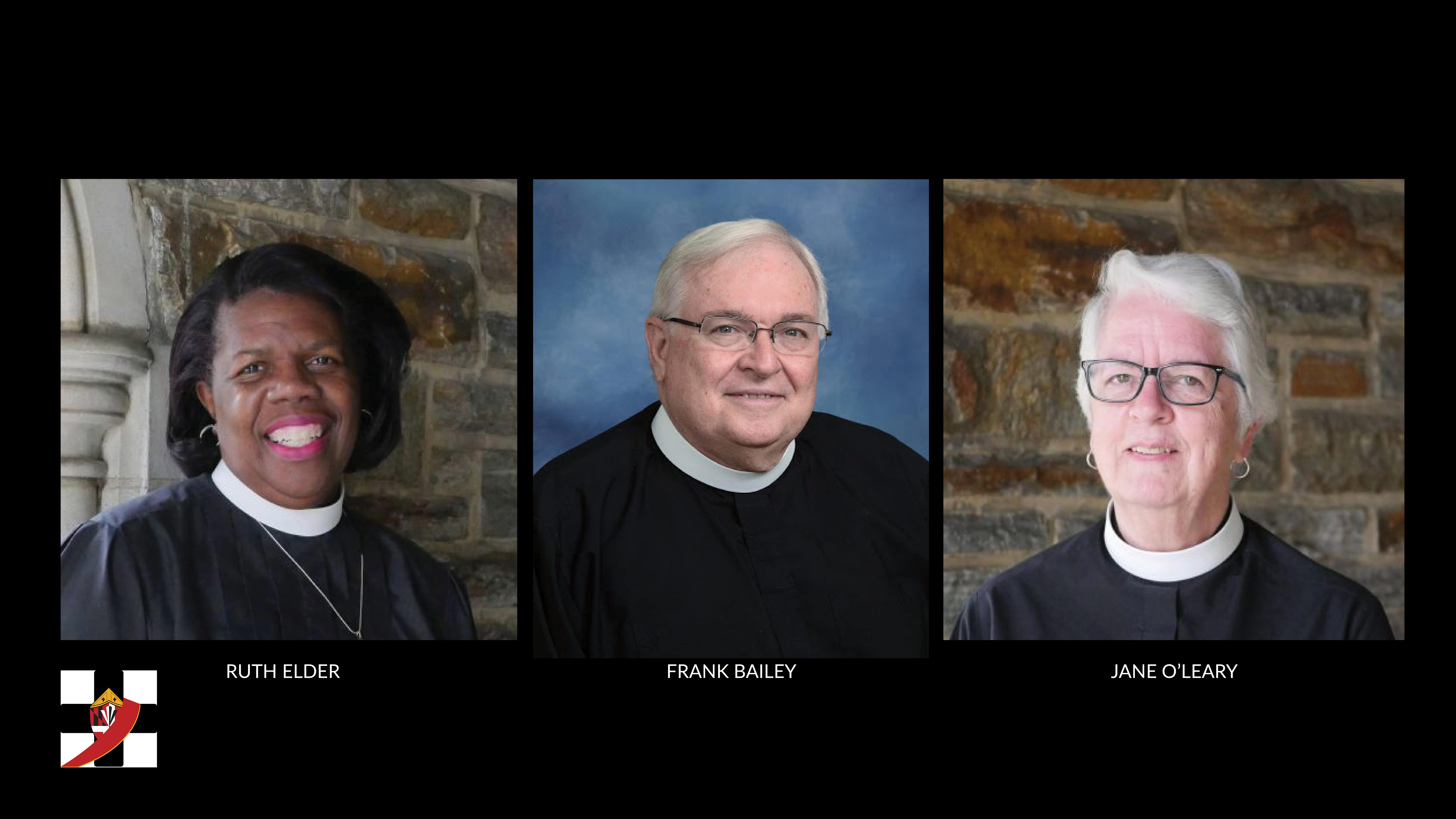 Bishop Sutton announces archdeacon transitions