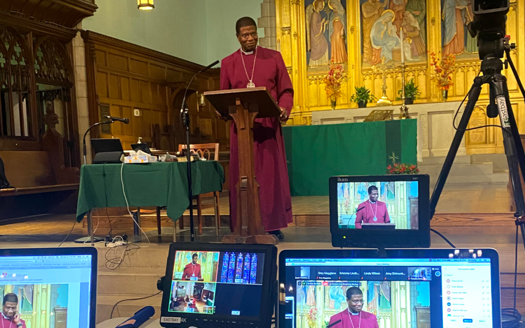 Bishop Sutton's Address to the 236th Diocesan Convention