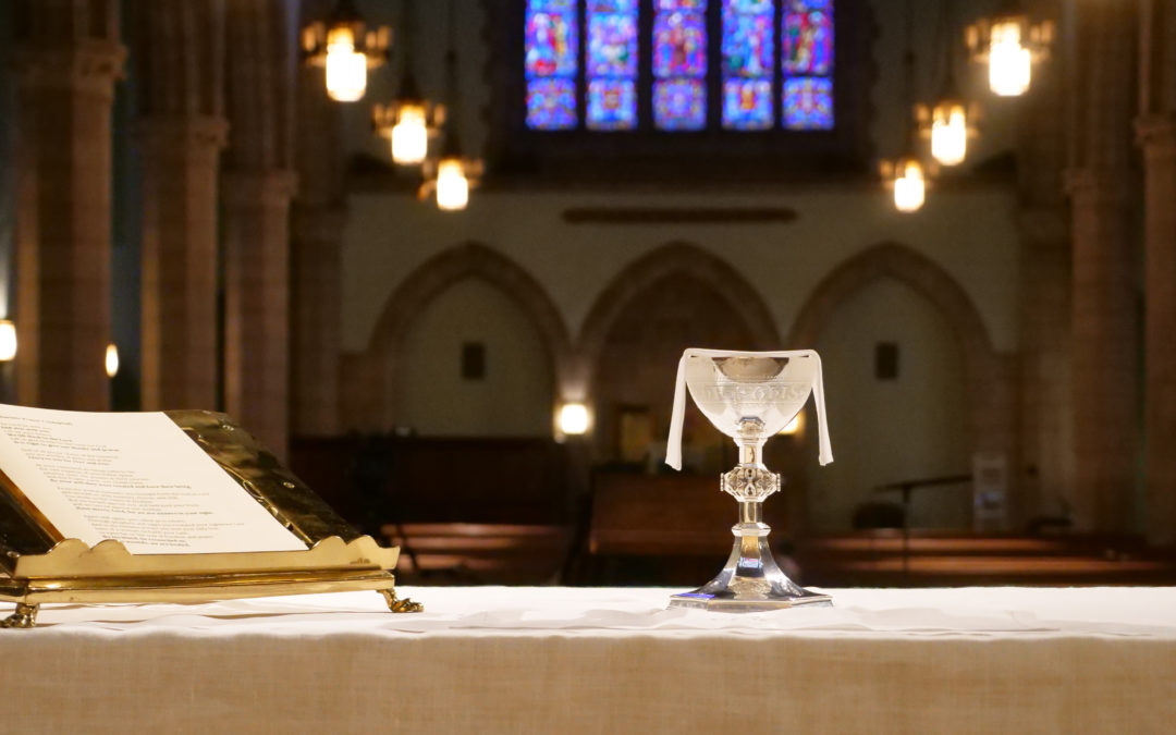 Indoor worship suspended in the Diocese of Maryland