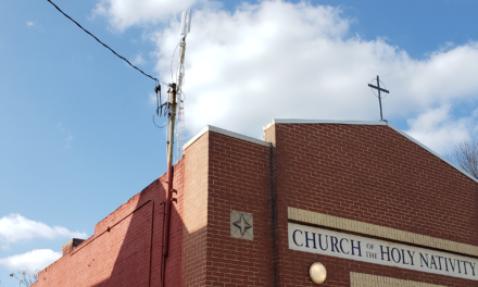 A new way of being church; Holy Nativity, Baltimore helps bring wi-fi to their neighborhood