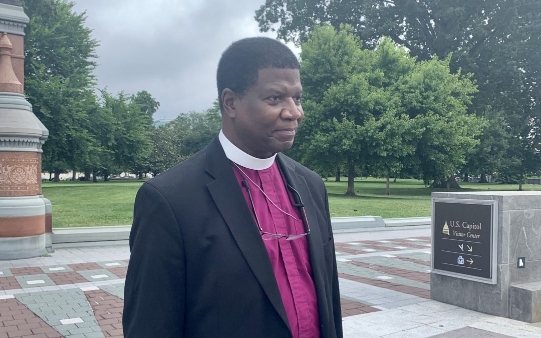 Character Still Matters – A Homily preached by the Right Rev. Eugene Taylor Sutton on Inauguration Day