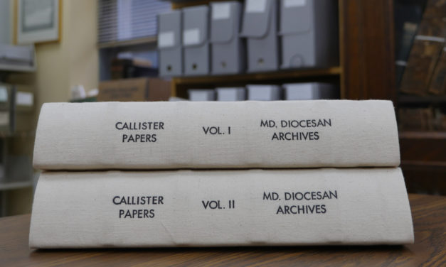 From the Archives: The Callister Papers