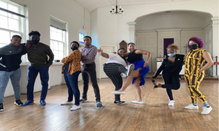 Guardian Dance Company celebrates dance and joy at the Claggett Center
