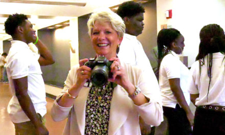 Director of Development, Ms. Kathy Grayson, to retire