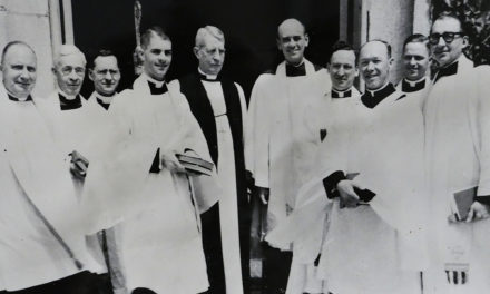 From the Archives: Ordained Sixty-Five Years