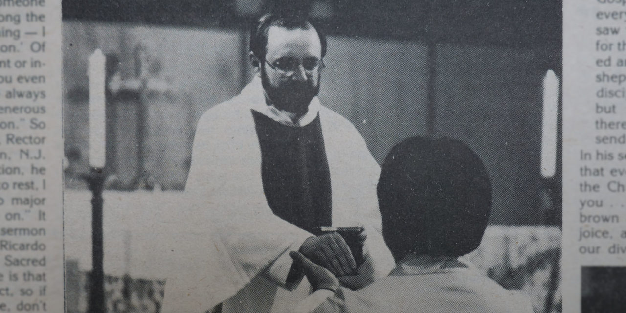 From the Archives: Hispanic/Latino Ministry in the Diocese of Maryland, Part I